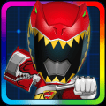 Power Rangers Dash Lite Wallpapers Icon