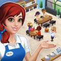 Food Street - Restaurant and Cooking Games Icon