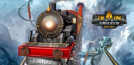 Train Simulator Uphill Drive apk