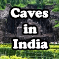 Caves in India Icon