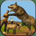 Wolf Simulator Icon