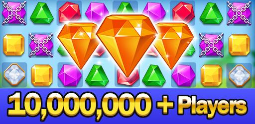 Jewel Crush™ - Jewels & Gems Match 3 Legend apk