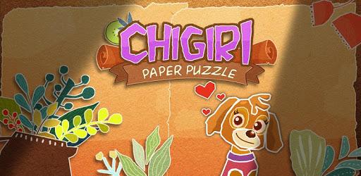 Chigiri: Paper Puzzle apk