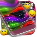 Neon Multicolor Keyboard Theme Icon