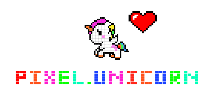 Pixel.Unicorn: Pixel Art Color By Number apk