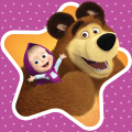 Masha and the Bear - Game zone Icon