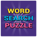 Word Search Puzzle Free For Kids & Adults Icon