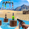 Bottle Shoot Game 3D 2020 Icon