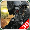 SWAT Counter Terrorist Army 3D Icon