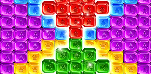 diamond cube blast free puzzle apk