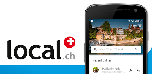 Swiss Phone Book apk