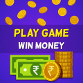 Play Game Win Cash Icon