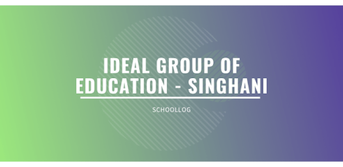 Ideal Group of Education - Singhani apk