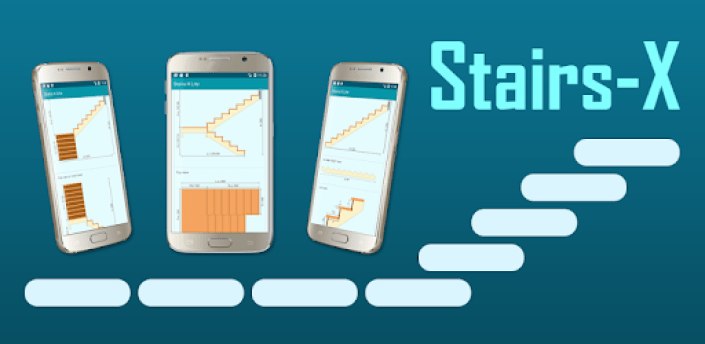 Stairs-X Lite - Stairs Calculator apk