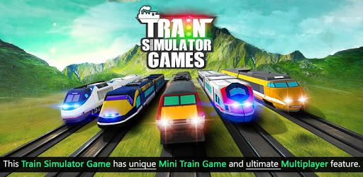 Egypt Train Simulator Games : Train Games apk