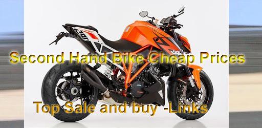 Second Hand Bike - Used Bike, Old Bike Sale n buy apk