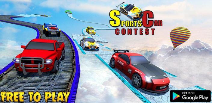 Superhero Speed Prado Stunt Games apk