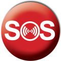 SOS Lifesaver - the best life saving Emergency app Icon