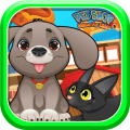Pet Care Games Free For kids Icon