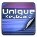 com.jb.gokeyboard.theme.uniquekeyboard Icon
