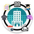 School Management System Icon