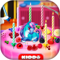 Real Birthday Cake Maker-A Sweet Cake Cooking Game Icon