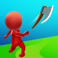 Move.io: Move Stop Move - Stickman Crowd 3D Icon