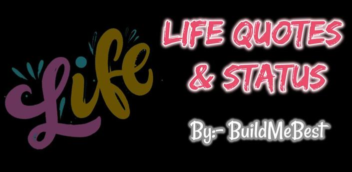 Life Quotes In English - Best Status, New Thoughts apk