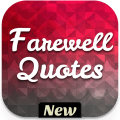 Farewell Quotes: Goodbye Messages, Cards, Images Icon
