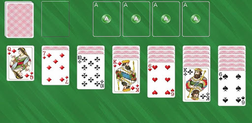 A - Solitaire card game apk