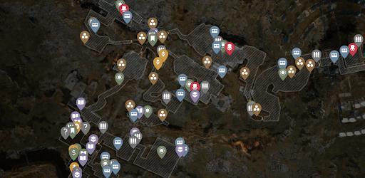 MapGenie: Outriders Map apk