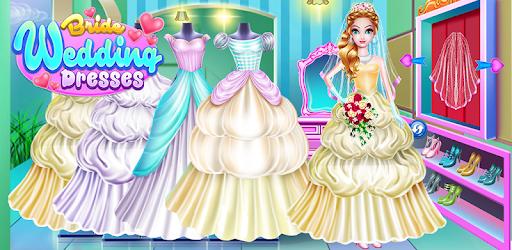 Bride Wedding Dresses apk