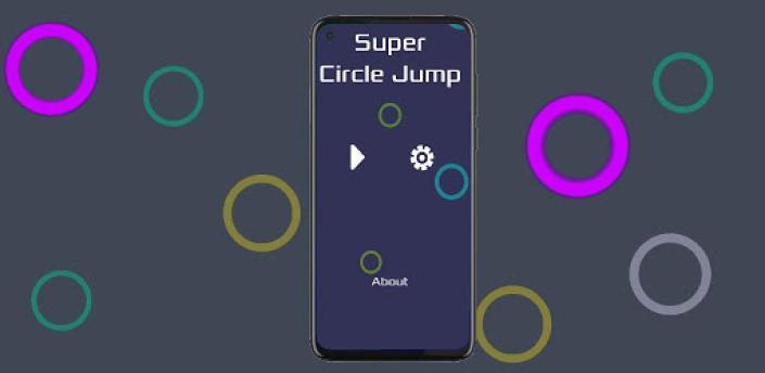 Super Circle Jump apk