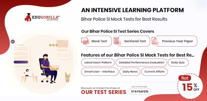 Bihar Police SI Mock Tests for Best Results apk
