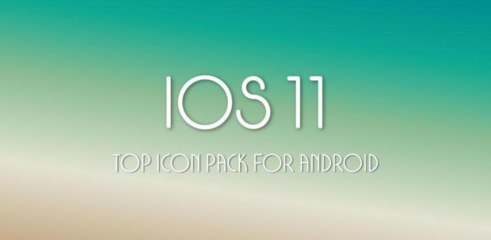 🔝 iOS 11 Icon Pack & Theme 2020 apk