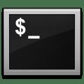 Shell Terminal Emulator Icon