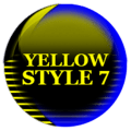 Yellow Icon Pack Style 7 ✨Free✨ Icon