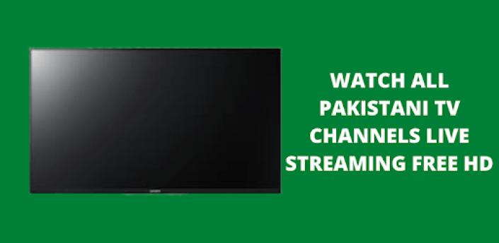 Pakistan All TV Channels Live Free HD apk