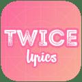 Twice Songs Lyrics & Wallpapers Icon
