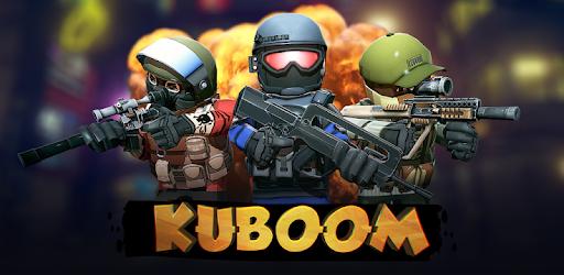 KUBOOM 3D: FPS Shooter apk
