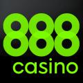 888 Casino: Slots, Live Roulette & Blackjack Games Icon