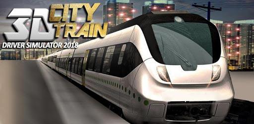City Train Driver Simulator 2019: Free Train Games apk