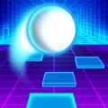 Music Hop Ball:Tiles EDM Rush Icon