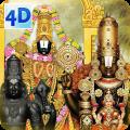 4D Sri Venkateswara Tirupati Balaji Live Wallpaper Icon