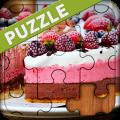 Cake puzzles Icon
