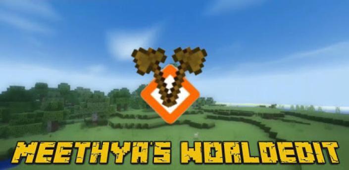 Mod MeeThya's WorldEdit apk