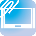 AirPlay and DLNAUPnP Player Icon