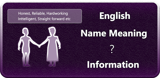 Name Meanings with Detail Information apk