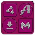 Pink Icon Pack v6.2 👻Free👻 Icon