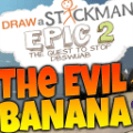 Draw a stickman Epic 2  game and guide download Icon